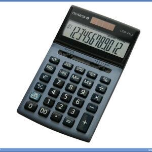 Kalkulator-Digitron OLYMPIA LCD 4112