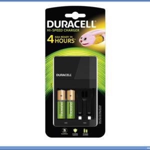 Punjač za baterije DURACELL Value Charger + baterije