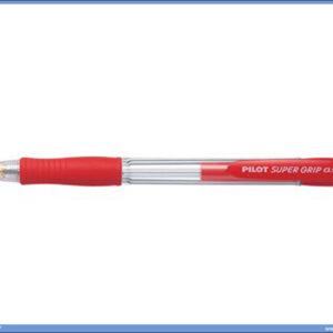 Tehnička olovka 0.5mm SUPERGRIP crvena, Pilot