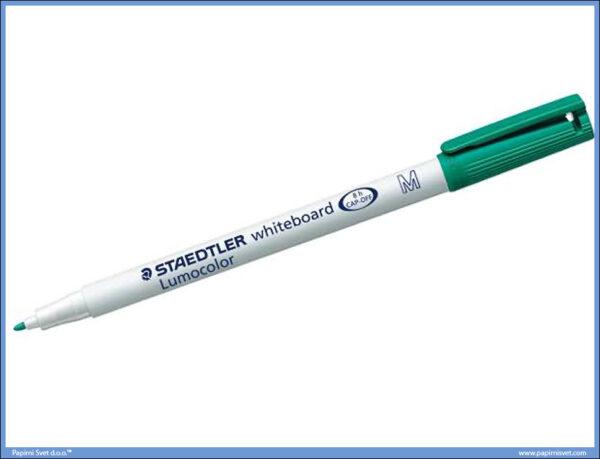 Marker ZELENI 1mm za belu tablu STAEDTLER