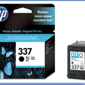 HP NO.337 CARTRIDGE BLACK C9364EE