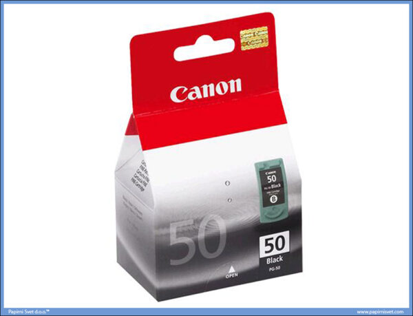 Canon Black printcartridge PG50
