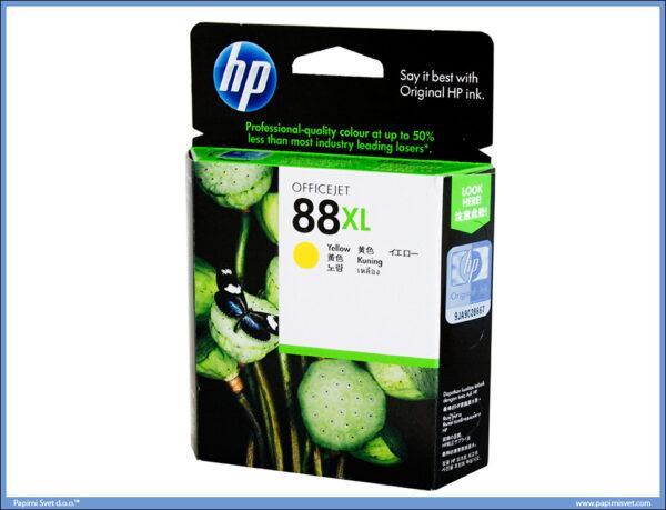 HP NO.88XL INK YELLOW C9393A