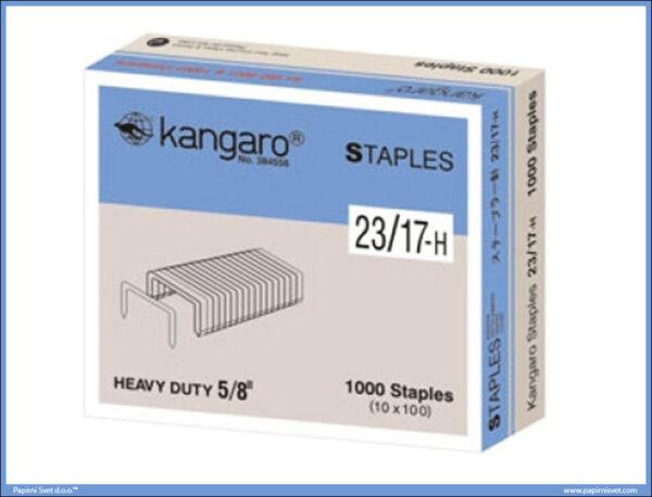 Heft municija 23/17-H Kangaro