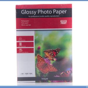 Foto papir 150gsm GLOSSY 1/100, TIPTOP PRINT