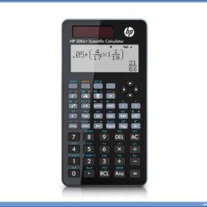 Kalkulator naučni HP 300S+, Hewlett Packard