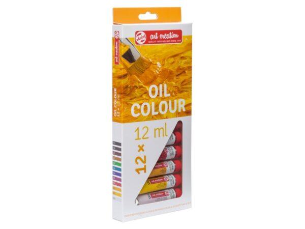 Uljane boje Art Creation Oil 12x12ml, Talens