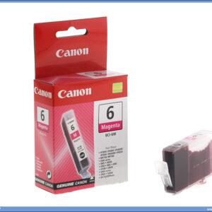 Canon printcartridge Magenta BCI-6M