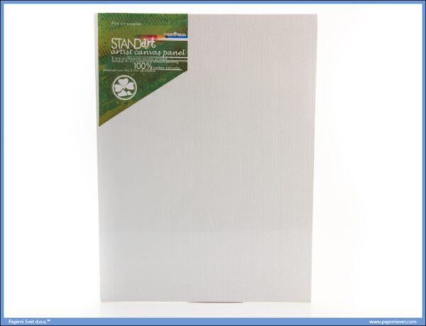 Canvas panel platno na šperploči 24x30cm, StandArt