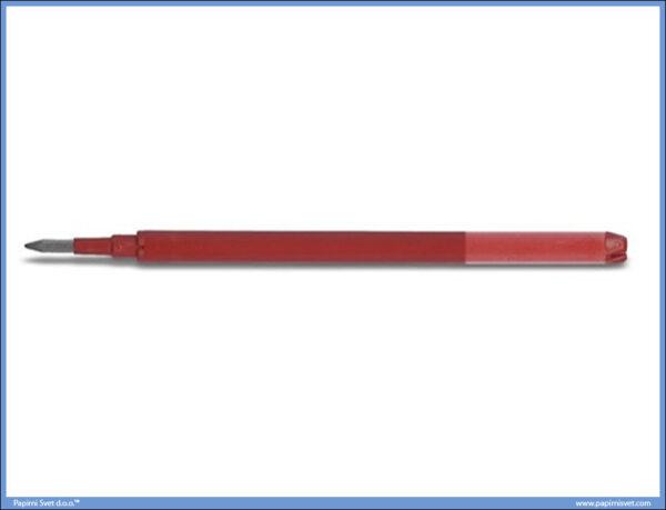 Uložak za Pilotovu olovku piši-briši FRIXION CRVENI 0.5mm