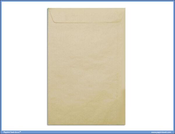 Koverte 1000AD natronske samolepljive 235x360mm 1/100