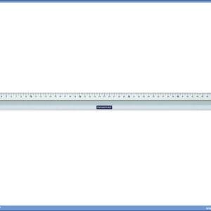 Metalni lenjir 50cm, Staedtler