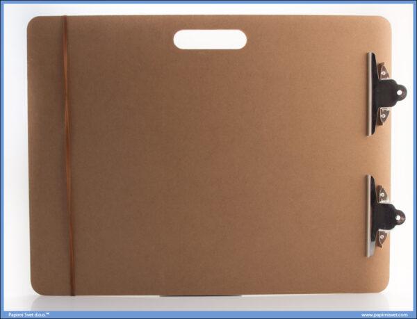 Slikarska tabla - mobilna podloga A2+ 630x485mm