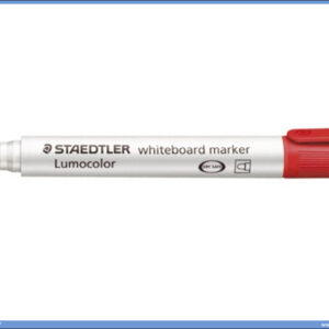 Marker za belu tablu crveni, Staedtler