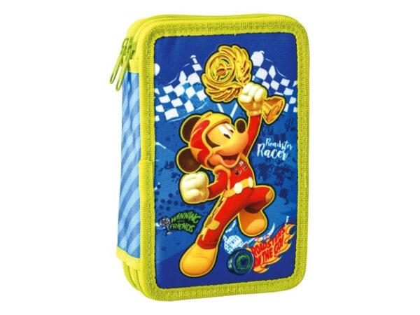 Pernica Double Decker PUNA 2 zipa, Mickey Mouse racing