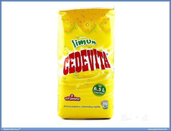 Cedevita LIMUN 500 gr - 9 vitamina