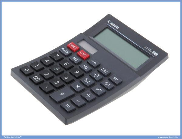 Kalkulator digitron 12 cifara AS-120, Canon