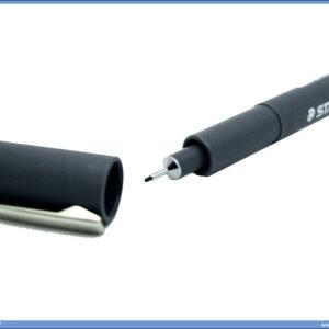 Pigment liner - zamena za rapidograf 0.8mm, Staedtler