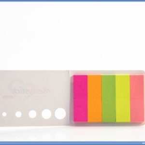 Page markeri NEON MERRY STICK 15x50mm 1/5