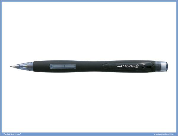 Olovka tehnička 0,5mm SHALAKU CRNA M5-228, Uni