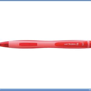 Olovka tehnička 0,5mm SHALAKU CRVENA M5-228, Uni