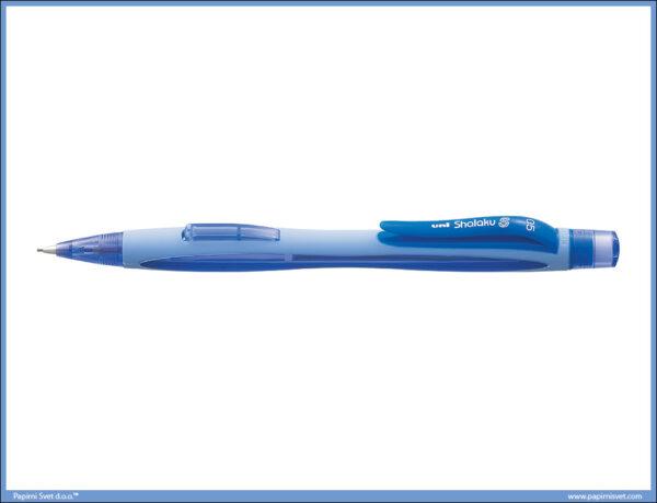 Olovka tehnička 0,5mm SHALAKU PLAVA M5-228, Uni