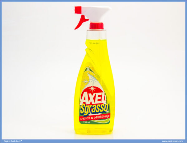 Sredstvo za odmašćivanje AXEL SGRASSO