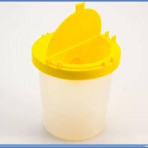 Čaša pvc za ispiranje četkica za likovno