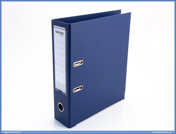 Registrator samostojeći PVC plavi, Fornax