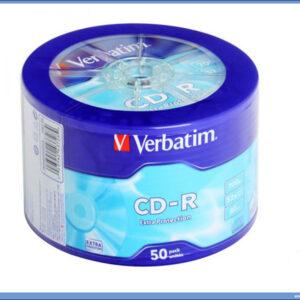 CD-R 700MB u celofanu 1/50, Verbatim