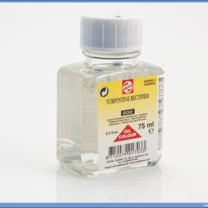 Terpentin TURPENTINE RECTIFIED 032 75ml, Talens