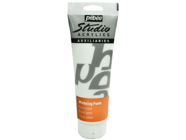 Modeling pasta Studio Acrylic 250ml, Pebeo
