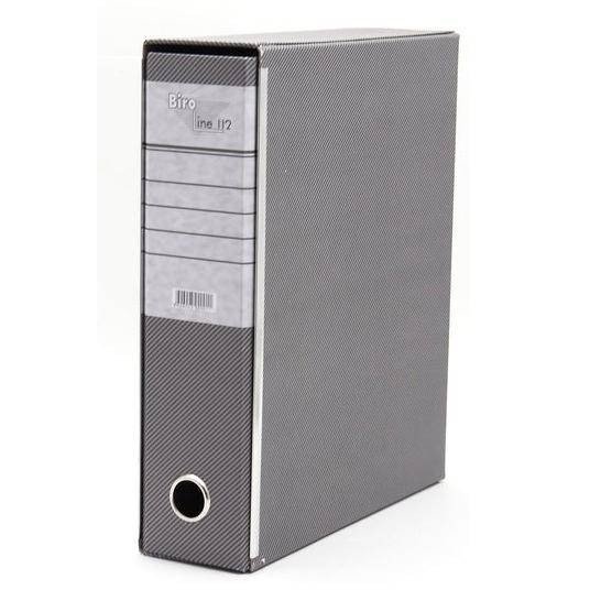 Registrator A4 sivi, Biroline 01