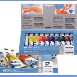 Aquarelle Water colour vodene boje VAN GOGH 1/10, Royal Talens