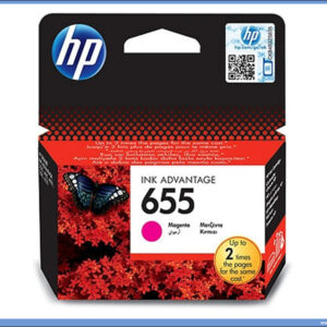 HP No.655 CZ111AE Magenta Ink Cartridge