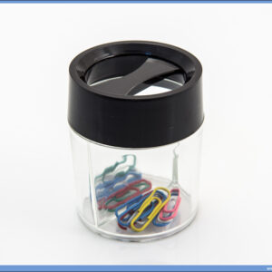 Magnetna okrugla čaša za spajalice, Optima