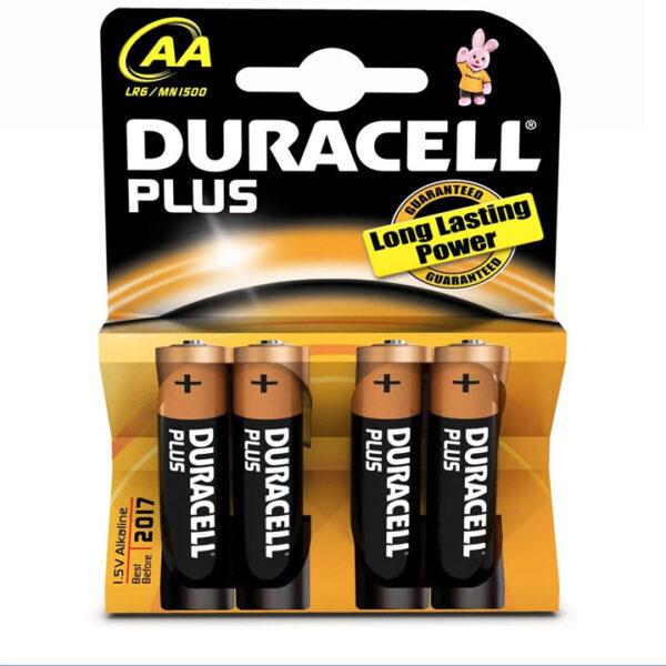 Baterije alkalne LR6 AA 1/4, DURACELL