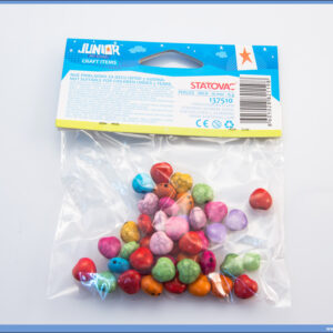 Kreativni pribor PERLICE SRCE 10mm 15gr, Junior