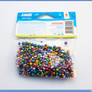 Kreativni pribor PERLICE MIX METALIC 25gr, Junior