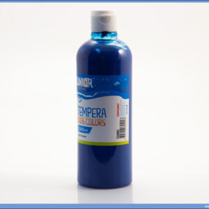 Tempera XL KIDS COLORS 500ml PLAVA, Junior