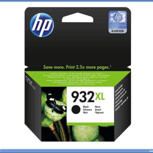 HP 932XL Black Inkjet Print Cartridge [CN053AE]