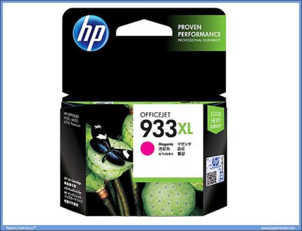 HP 933XL MAGENTA CRVENI Inkjet Print Cartridge [CN055AE]