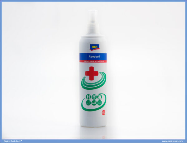 Asepsoll sredstvo za dezinfekciju 250ml