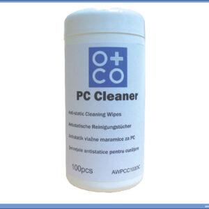 Maramice vlažne za PC galanteriju 1/100, O+CO