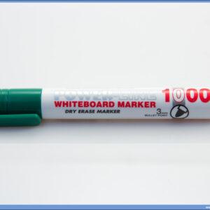 Marker za belu tablu obli vrh ZELENI, Line Plus