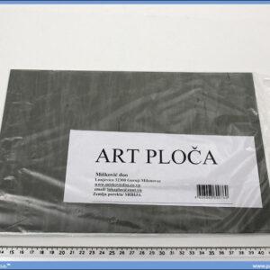 Linoleum ploča A4, Mišković