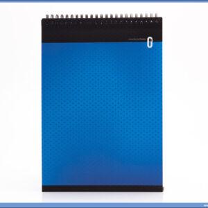 Blok papir A5 sitan karo sa spiralom 70l, 90g, Diorama