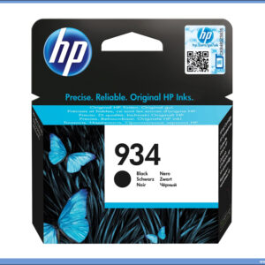 HP NO.934 CARTRIDGE BLACK, C2P19AN