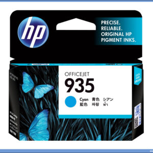 HP NO.935 CARTRIDGE CYAN, C2P20AN