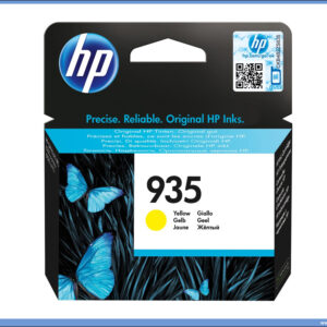 HP NO.935 CARTRIDGE YELLOW, C2P22AN